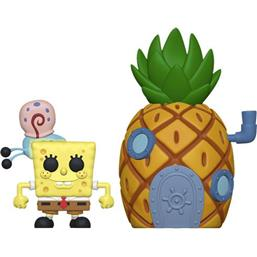 SpongeBob & Pineapple POP! Town Vinyl Figur