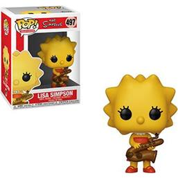 Lisa Simpson POP! TV Vinyl Figur (#497)