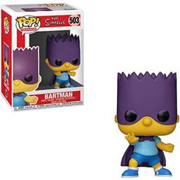 Simpsons: Bartman POP! TV Vinyl Figur (#503)