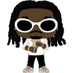 Migos: Takeoff POP! Rocks Vinyl Figur