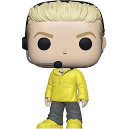 Lance Bass POP! Rocks Vinyl Figur