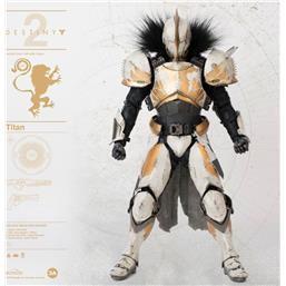 Destiny 2 Action Figure 1/6 Titan Calus's Selected Shader 32 cm