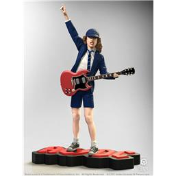 AC/DC: AC/DC Rock Iconz Statue 1/9 Angus Young II 21 cm