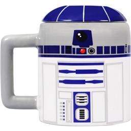 Star Wars: R2-D2 3D Krus