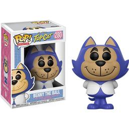 Benny The Ball POP! Animation Vinyl Figur (#280)