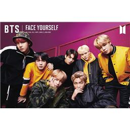 BTS: Face Yourself Plakat