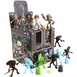 Alien: Aliens Action Vinyls Mini Figures Wave 1 8 cm 12 pack