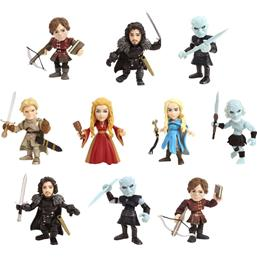 Game Of Thrones: Game of Thrones Action Vinyls Mini Figures Wave 1 8 cm 12-pack