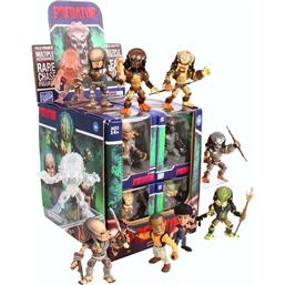 Predator: Predator Action Vinyls Mini Figures Wave 1 8 cm 12 pack