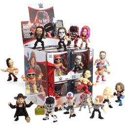 WWE: WWE Action Vinyls Mini Figures Wave 1 8 cm 12-pack