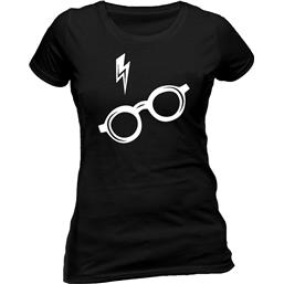 Glasses T-Shirt (damemodel)
