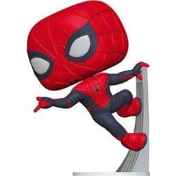 Spider-Man (Upgraded Suit) POP! Movie Vinyl Figur