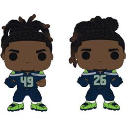 Griffin Brothers NFL POP! Football Vinyl Figursæt 2-Pak