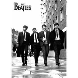 Beatles In London Plakat