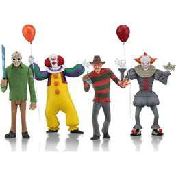 Toony Terrors Action Figures 15 cm 4 pack