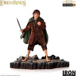 Lord Of The Rings: Lord Of The Rings BDS Art Scale Statue 1/10 Frodo 14 cm
