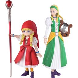 Dragon Quest: Dragon Quest XI Echoes of an Elusive Age Bring Arts Action Figures Veronica & Serena 9 - 14 cm