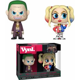 The Joker & Harley Quinn VYNL Vinyl Figurer 10 cm