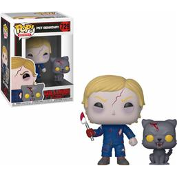 Pet Sematary: Undead Gage & Church POP & Buddy! Movies Vinyl Figur