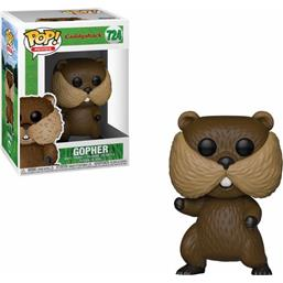 Gopher POP! Movies Vinyl Figur (#724)