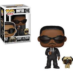 Agent J & Frank POP! Movies Vinyl Figur (#715)