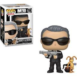 Agent K & Neeble POP! Movies Vinyl Figur (#716)