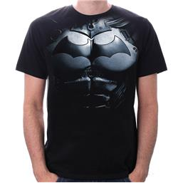 Batman: Batman T-Shirt med Armor look