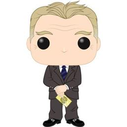 Wheel of Fortune: Pat Sajak POP! TV Vinyl Figur