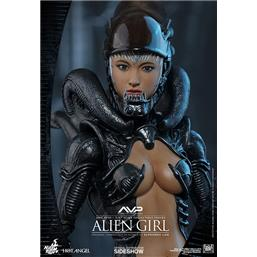 Alien vs Predator Hot Angel Series Action Figur 1/6 Alien Girl