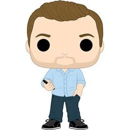 Community: Jeff Winger POP! TV Vinyl Figur