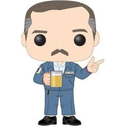 Cheers: Cliff POP! TV Vinyl Figur