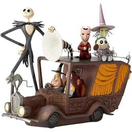 Nightmare Before Christmas: Disney Showcase Collection Statue Mayor Car (Nightmare Before Christmas) 17 cm