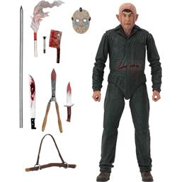 Friday The 13th: Friday the 13th Part 5 Action Figure Ultimate Roy Burns 18 cm