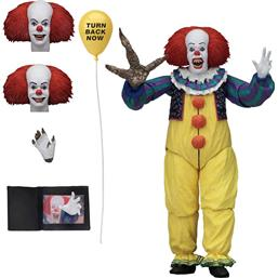 Stephen King's It 1990 Action Figure Ultimate Pennywise Version 2 18 cm
