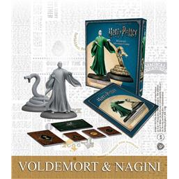 Harry Potter: Harry Potter Miniature 35 mm 2-Pack Voldemort & Nagini *English Version*