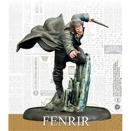 Harry Potter: Harry Potter Miniature 35 mm Fenrir Greyback *English Version*