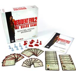 Resident Evil: Resident Evil 2 The Board Game Expansion Survival Horror *English Version*