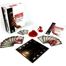 Resident Evil: Resident Evil 2 The Board Game Expansion Malformations of G *English Version*