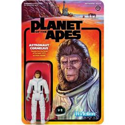 Planet of the Apes: Planet of the Apes ReAction Action Figure Cornelius Astronaut 10 cm