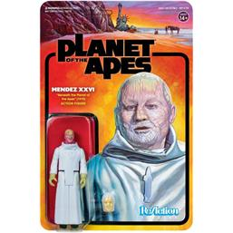 Planet of the Apes: Planet of the Apes ReAction Action Figure Mendez XXVI 10 cm