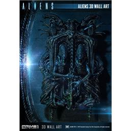 Alien: Aliens 3D Wall Art 32 x 50 cm