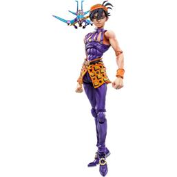 Golden Wind Action Figure Chozokado (Narancia Ghirga & As) 15 cm