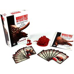 Resident Evil 2 The Board Game Expansion Malformations of G: B-Files *English Version*