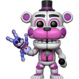 Five Nights at Freddy's (FNAF): Funtime Freddy POP! Games Vinyl Figur (#225)