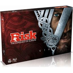 Vikings: Vikings Board Game Risk *English Version*