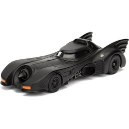 Batman Diecast Model Metals 1/32 1989 Batmobile