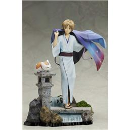 Natsume´s Book of Friends: Natsume´s Book of Friends PVC Statue 1/7 Takashi Natsume & Nyanko Sensei 25 cm