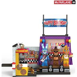 Five Nights at Freddy's (FNAF): Five Nights at Freddy´s 2 Large Construction Set Wave 5 The Toy Stage