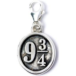 Harry Potter: Platform 9 3/4 Clip-On Charm (Sterling Sølv)