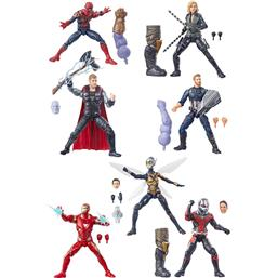 Marvel Legends Series Action Figures 15 cm 2019 7+1 pack